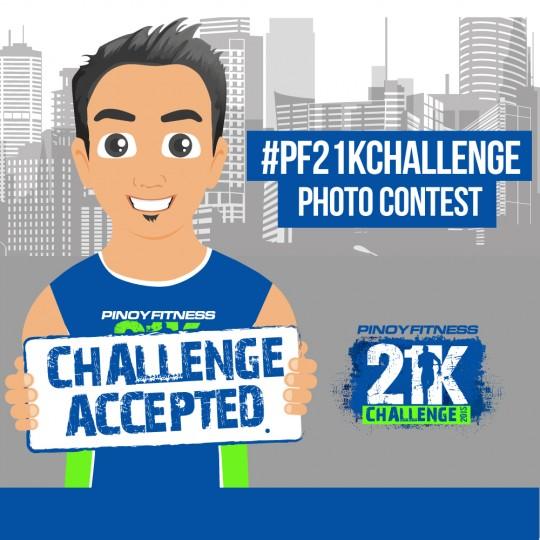 #PF21KChallenge Photo Contest