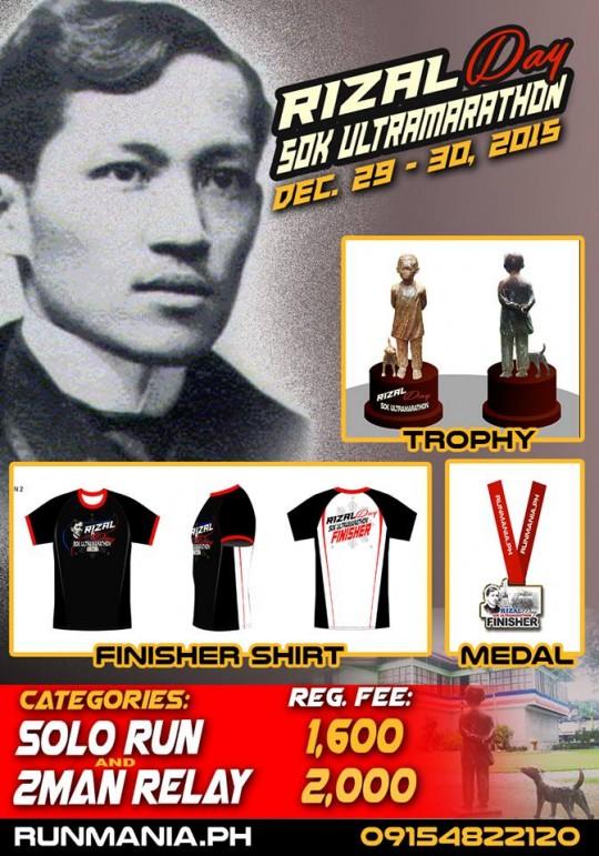 Rizal-day-50k-ultramarathon-poster