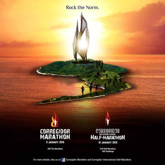 corregidor-international-marathon-poster