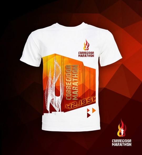 corregidor-international-marathon-42k-shirt