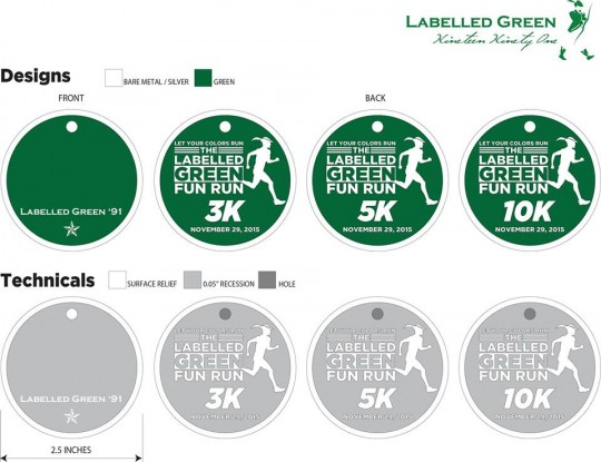 labelled-green-fun-run-medal