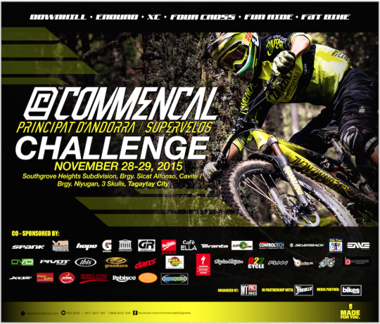 Commencal-Challenge-2015-Poster