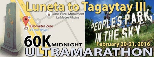 Luneta-To-Tagaytay-60K-Ultramarathon