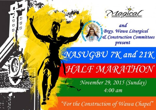 Nasugbu Half Marathon