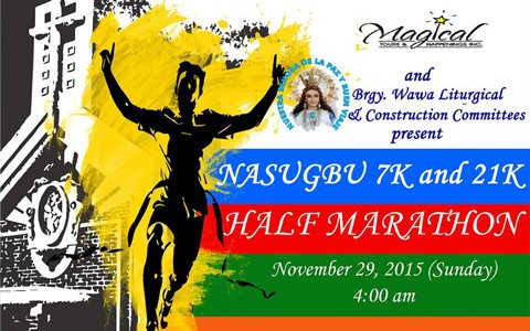 Nasugbu Half Marathon Cover