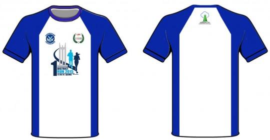 One-District-One-Run-2015-Shirt