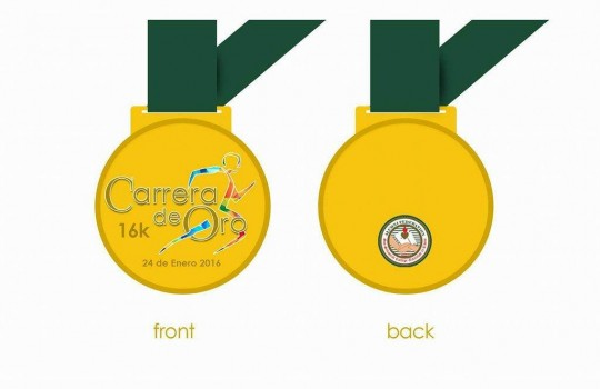 Carrera-De-Oro-2016-Medal