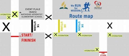 Guagua-half-marathon-2016-race-route