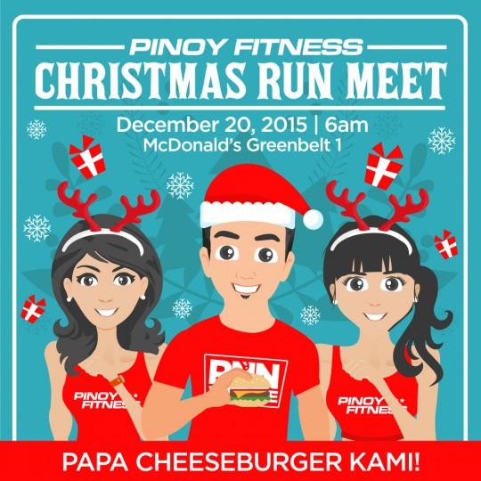 PF Christmas Run Meet