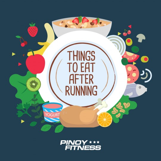 Things To Eat After Running