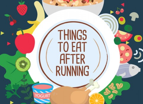 Things To Eat After Running Cover