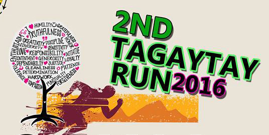 2nd-Tagaytay-Run-Poster