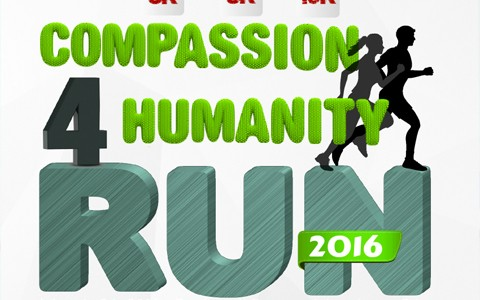 Compassion 4 Humanity Run Cover