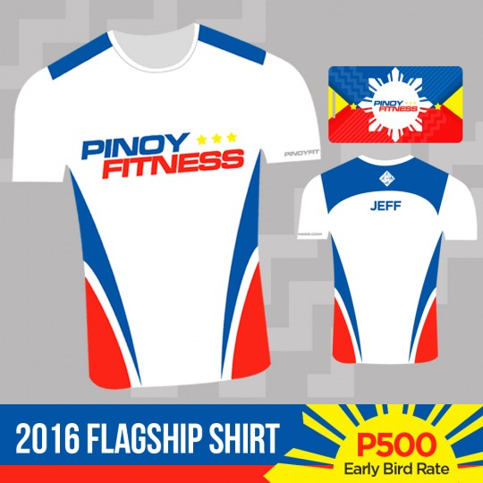 PF 2016 Flagship Shirt Early Bird