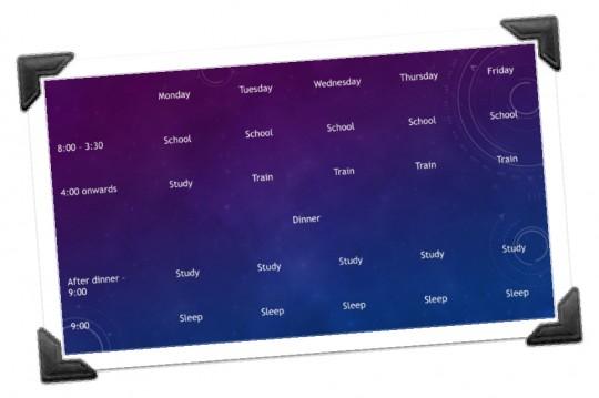 borlain-schedule
