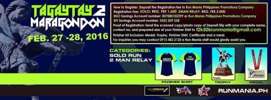 tagaytay-to-maragondon-50K-ultramarathon-2016-poster