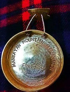 2nd Mankayan Mountain Marathon Medal