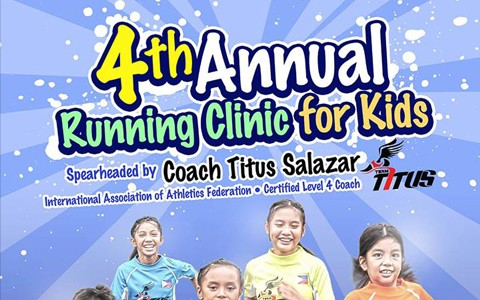 Annual-Running-Clinic-For-Kids-2016-cover
