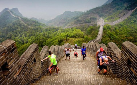 China_GreatWallMarathon_man_2