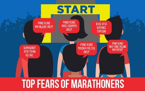Top Fears Of Marathoners Web Cover