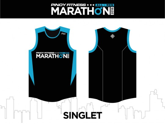 PF Marathon Singlet
