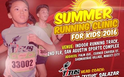 csa-summer-running-clinic-for-kids-cover