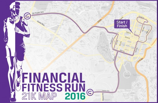 financial-fitness-run-2016-21K-route
