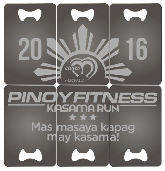 PF Kasama Run X Michaela Meda (Back)