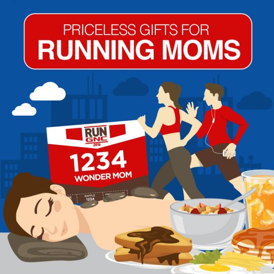 Priceless Gifts For Running Moms