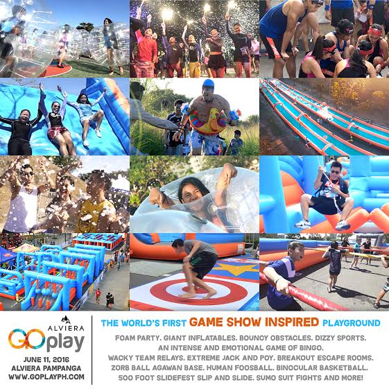 Go Play 2016 Poster