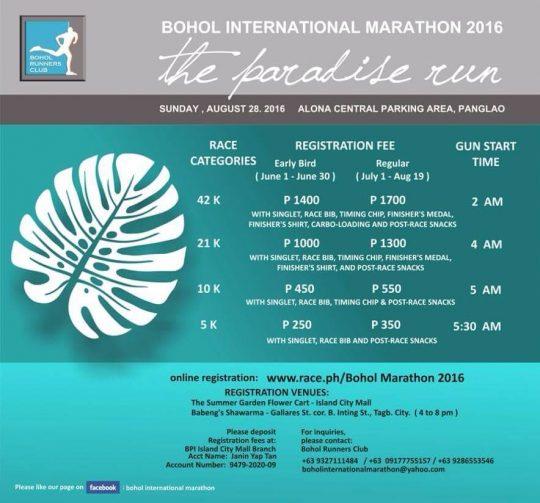 bohol-international-marathon-poster