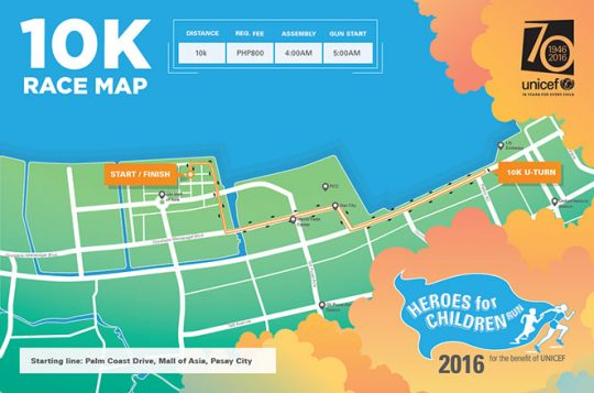 heroes-for-children-2016-10K-race-route
