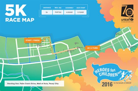 heroes-for-children-2016-5K-race-route
