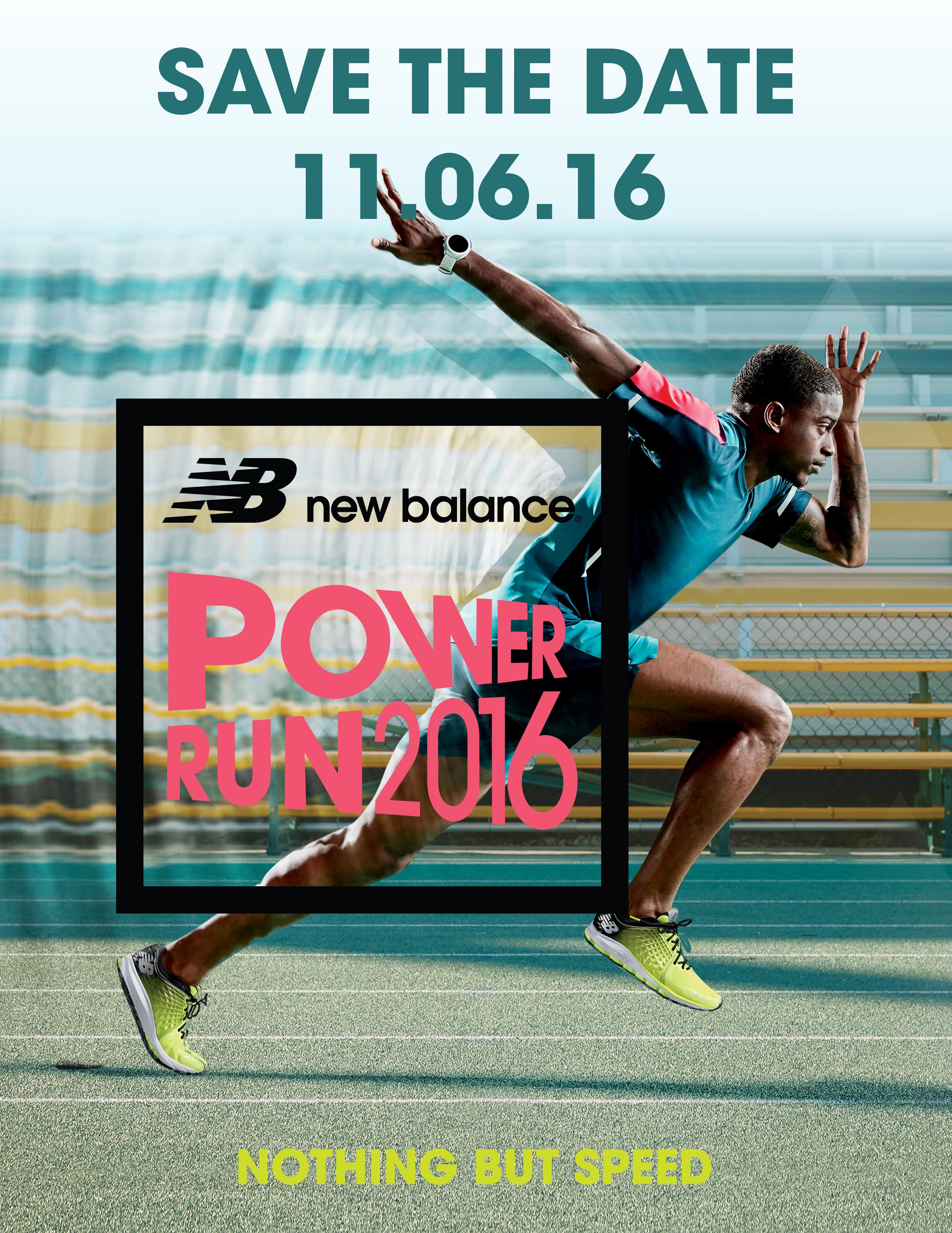 new balance power run 2016 map