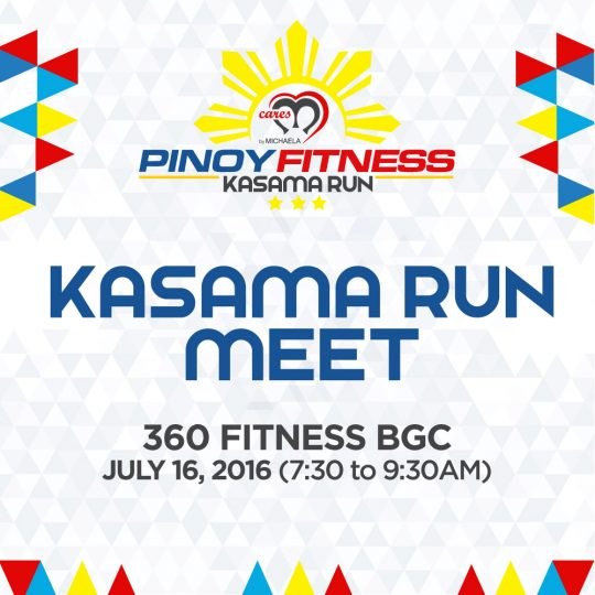 PF Kasama Run Meet BGC