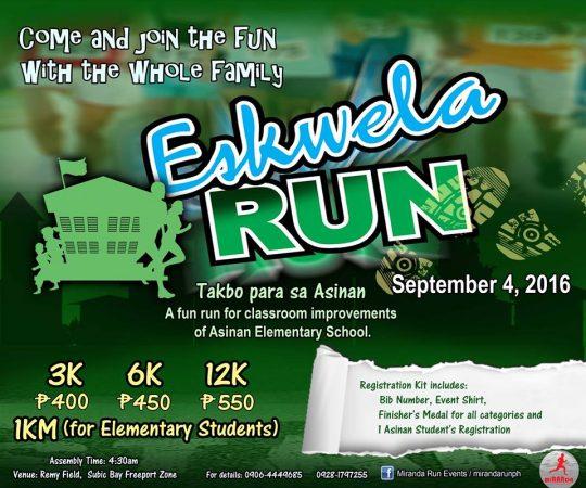 eskwela-run-poster