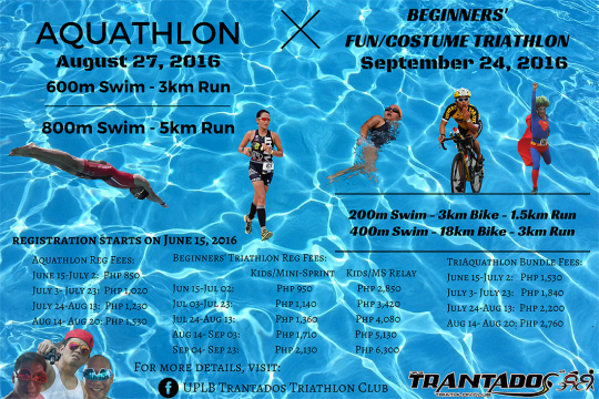 tarantados-aquathlon-2016-poster