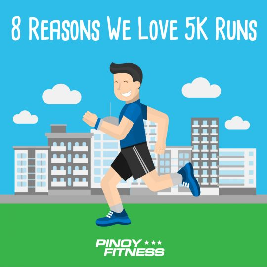 8 Reasons We Love 5K