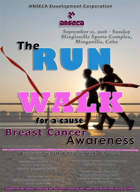 ANSECA Run-Walk for a Cause