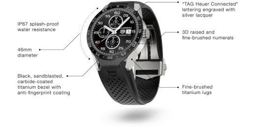 TAG Heuer Connected Smartwatch Philippines