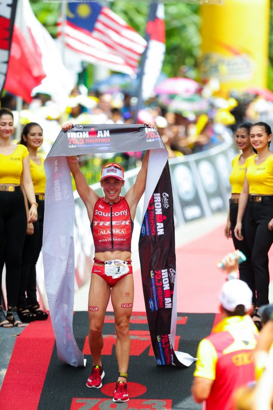 Tim Reed - 2016 Ironman 70.3 Asia Pacific Champion