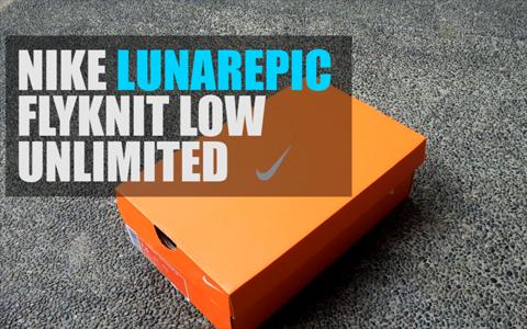 Nike LunarEpic Low Flyknit Men's Running Shoes Cool
