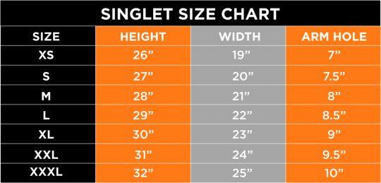 splendido-sunset-run-2016-singlet-size-chart