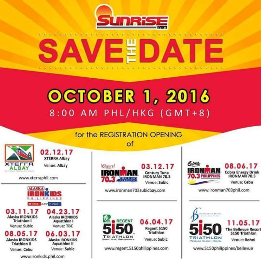 Sunrise-Ironman-5150-Alaska-Schedule