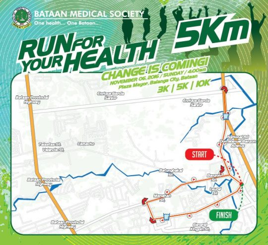 run-for-your-health-2016-5k-map