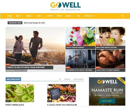 sunlife-gowell-website
