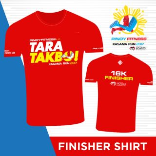 PF Kasama 2017 Finisher Shirt - v2