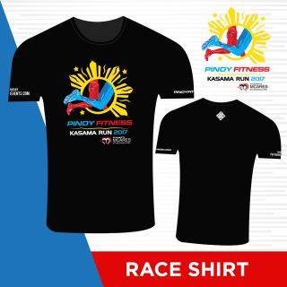 PF Kasama 2017 Race Shirt