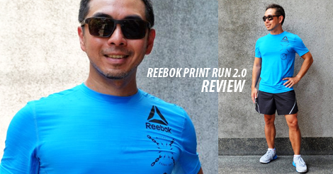 33c65c3d05d Reebok Print Run 2.0 and ActivChill Apparel