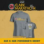 CM Clark Marathon -Finisher shirt